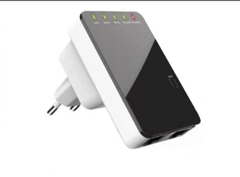 Hot! Portable Router Wall Plug 300Mbps Wireless N Mini