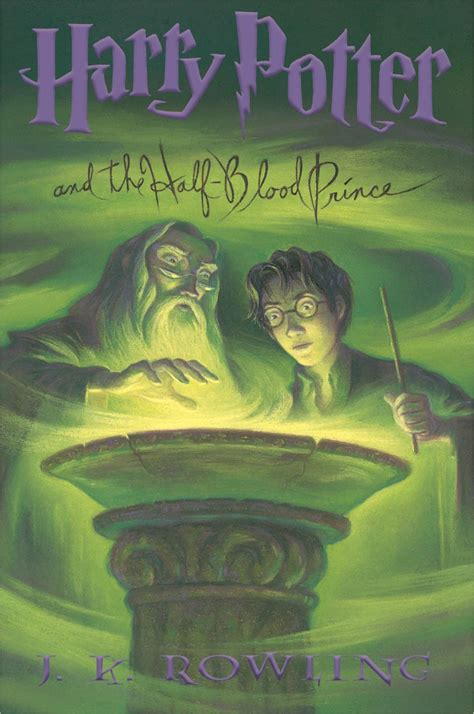 Potter Talk: Harry Potter and the Half-Blood Prince Book