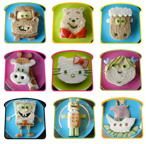 What's for Lunch? Funky Cuteness! // Hostess with the Mostess®
