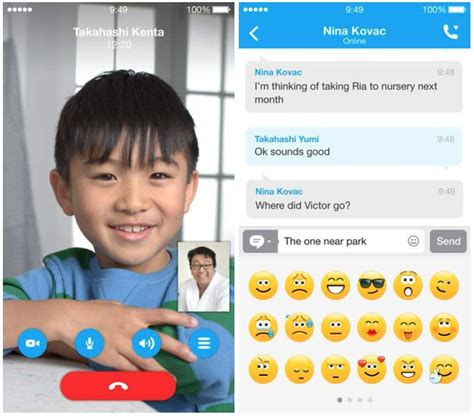 Skype Adds HD Video Calling And Improves Text Chatting On