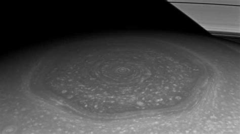 Mystery Of Saturn's Weird Hexagon May Have Been Solved