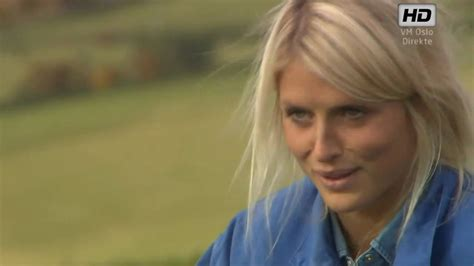 Therese Johaug - Exclusive: Portrait: Dalsbygda - YouTube
