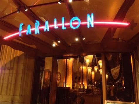 Farallon Is The Most Whimsical Restaurant In San Francisco