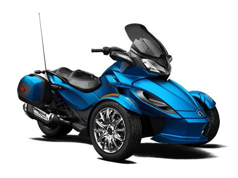 2015 Can-Am Spyder ST Limited | Top Speed