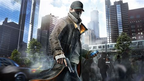 Watch Dogs Aiden Pearce Wallpapers   HD Wallpapers   ID #13464