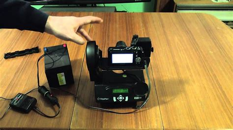 GigaPan EPIC 100 - unboxing, demo and teardown - YouTube