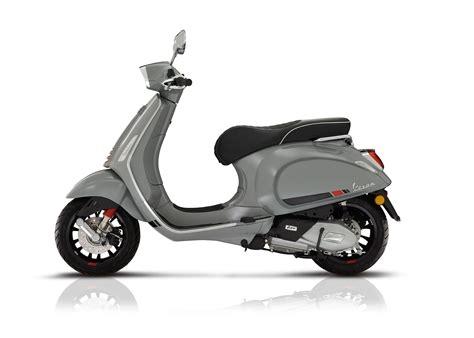 2018 Vespa Sprint 125S Review • Total Motorcycle