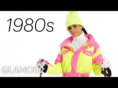 Decades: 1980's | Skiing outfit, Apres ski outfits, Apres
