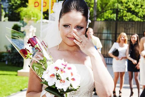 Yes, You Will Cry At Your Wedding