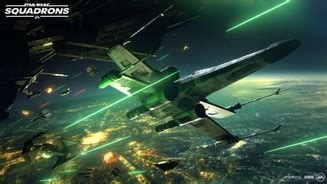 Star Wars: Squadrons (PS4, Xbox One) - Release, News, Videos