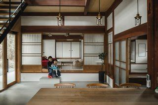 Before & After: An Old Japanese Farmhouse Gets a Modern
