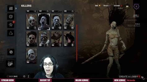 Dead By Daylight New Killer Is The Spirit - Perks And
