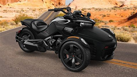 2018 Can-Am Spyder F3 / F3-S | Top Speed