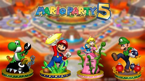 Mario Party 5 Details - LaunchBox Games Database