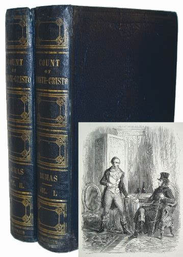 The Count of Monte-Cristo - Alexandre Dumas - First Edition