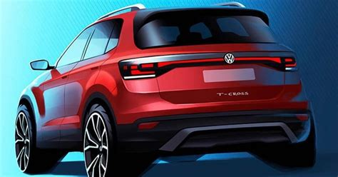 It's Official: Volkswagen to Launch T-Cross SUV in India