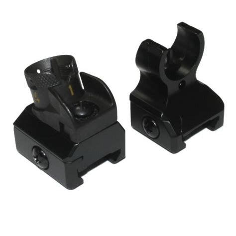 416 417 Style Picatinny Sight Set with HK Diopter, HKK