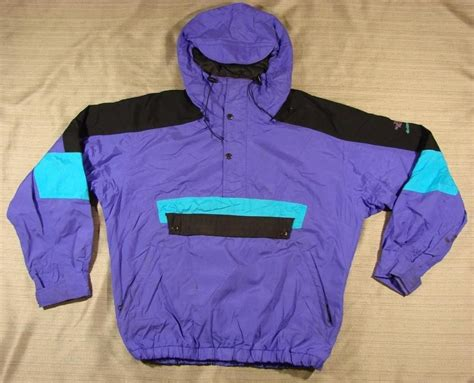 90's Vintage The North Face Extreme Ski Anorak pullover