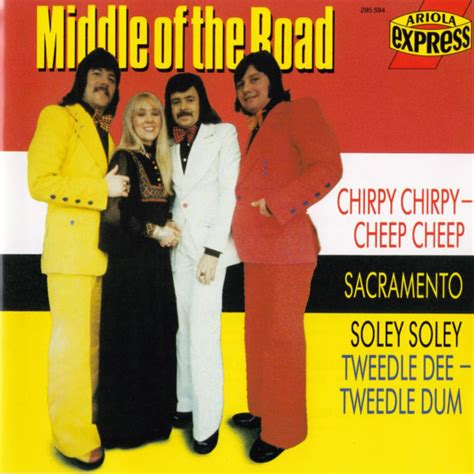 Middle Of The Road - Middle Of The Road (1989, CD)   Discogs