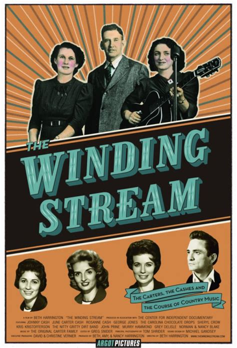 Argot Pictures - The Winding Stream: The Carters, The