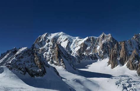 365-Gigapixel Panorama of Mont Blanc Becomes the World's