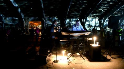 """Ricky Blue Passion - St-Truiden by light & music """" Time"""